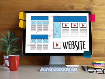 Sitio web eficiente